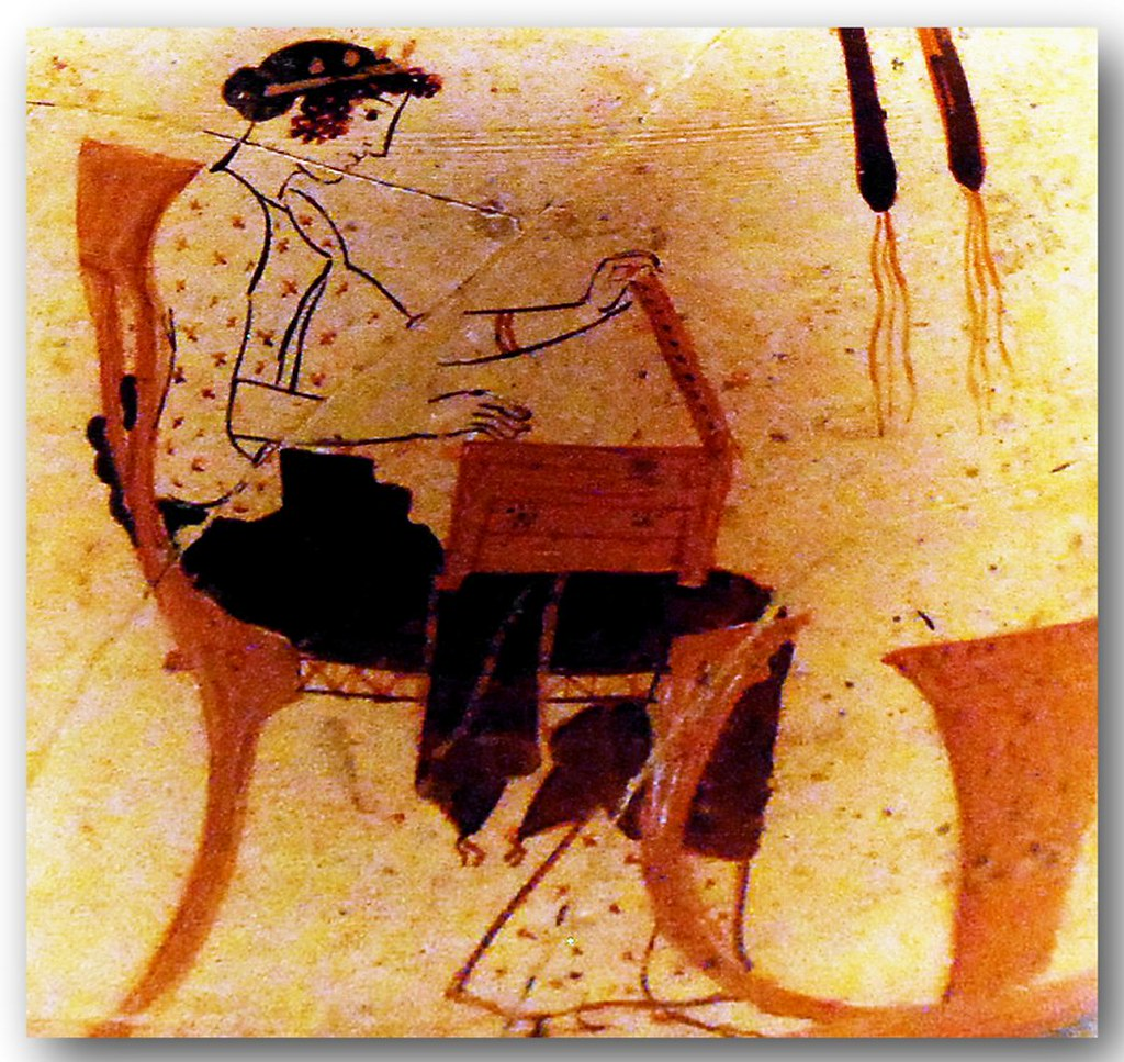Ancient greek pottery decoration 95 hans ollermann flickr for Ancient greek pottery decoration