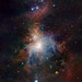 VISTA's infrared view of the Orion Nebula
