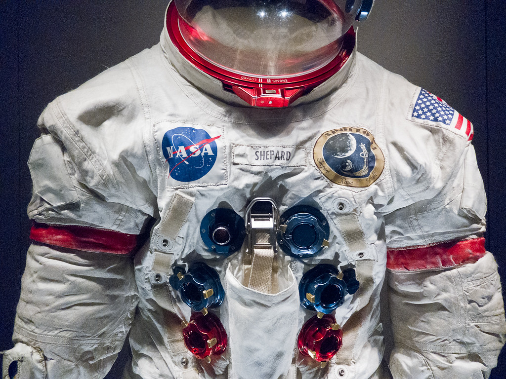 Astronaut Space Suit | Real NASA astronaut Space Suit as ...