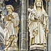 Statues of Charlemagne Cathedral