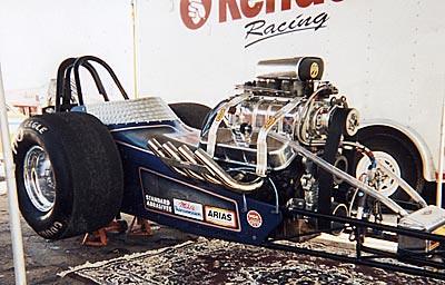 Slingshot Race Car Specs