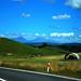 Mountains Ngauruhoe & Ruapehu