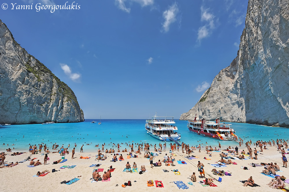 The Best Beaches In The World Greece