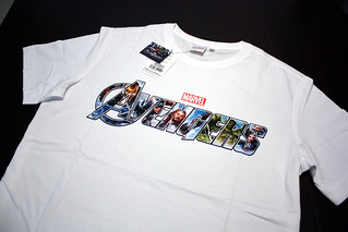 The Avengers T-Shirt | by Andrew.T@NN