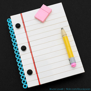 LEGO Notepad | by bruceywan