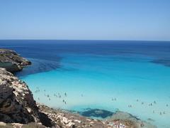 Lampedusa - La Spiaggia dei Conigli