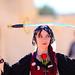 Li Clark as Fehilde Rothschild of Rothenburg balanced sword 2012 Arizona Renaissance Festival (ARF)