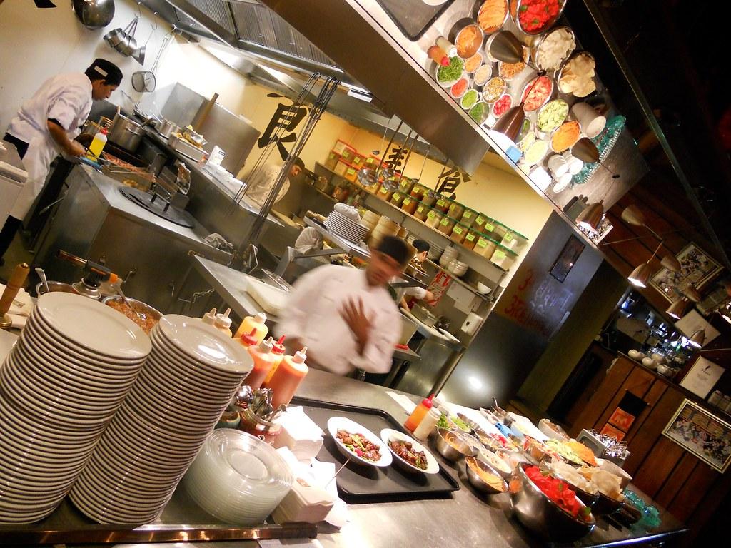 Yummy Open Kitchen Menu Blackpool