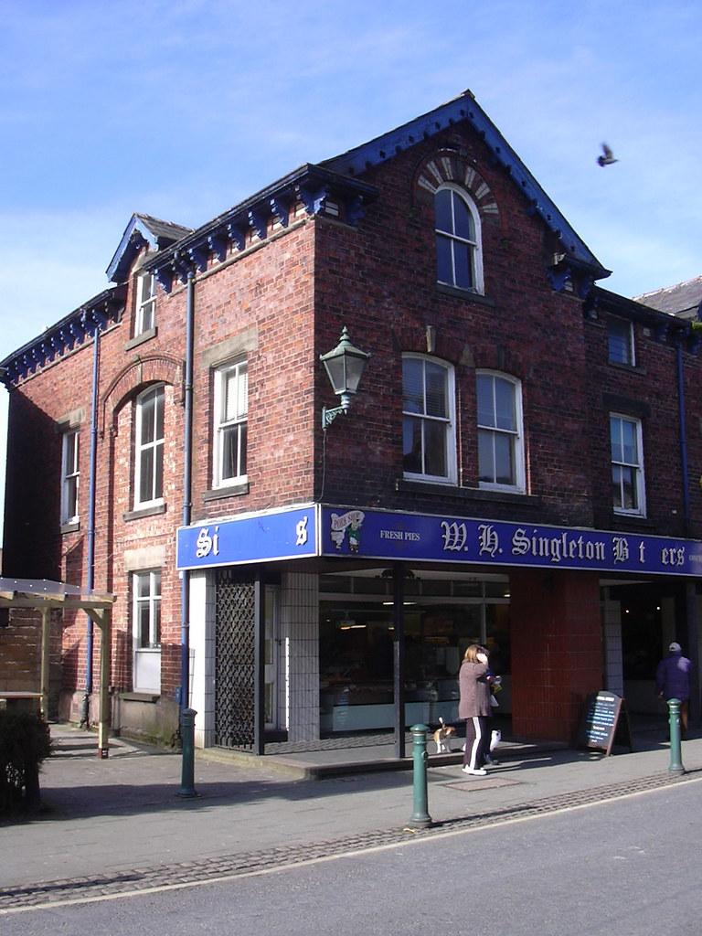 Singleton hall
