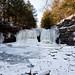 Bozen Kill Falls - Duanesburg, NY - 2010, Jan - 01.jpg