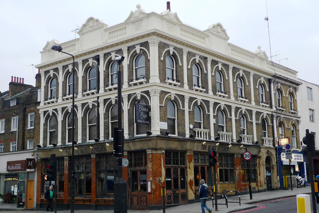 Blues Kitchen Camden Town Nw1 A Lovely Old Pub