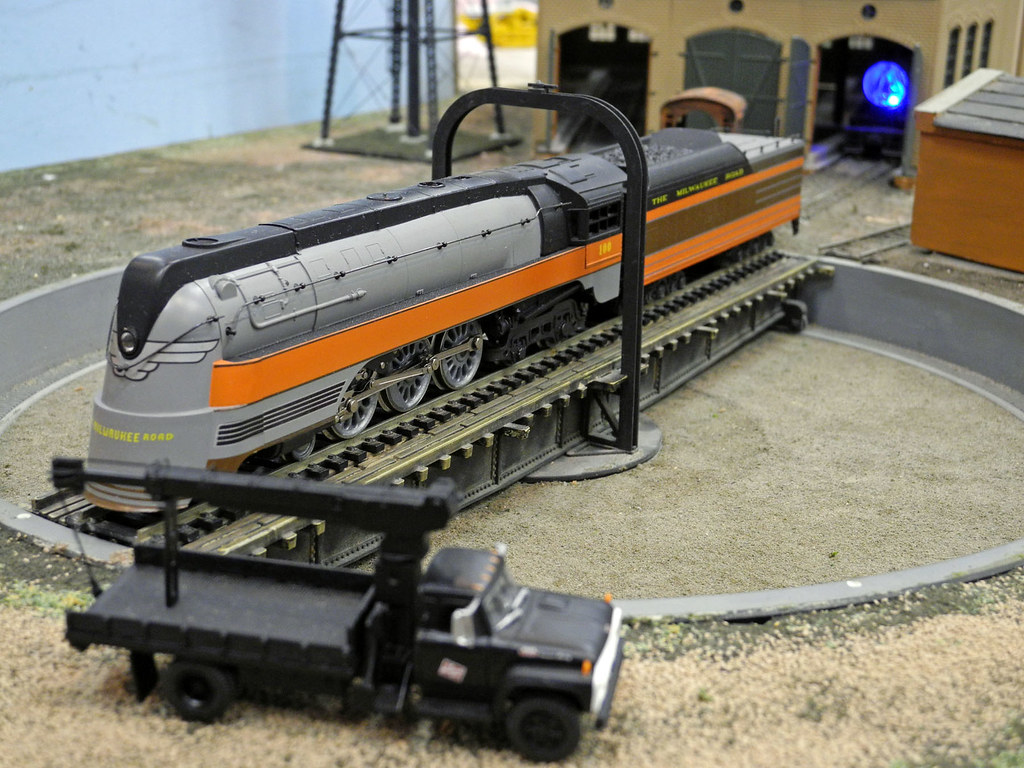 Ho Gauge Hiawatha Class F7 4 6 4 Hudson No 100 The