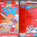 1988 Post Croonchy Stars Cereal Box Swedish Chef Henson Muppets