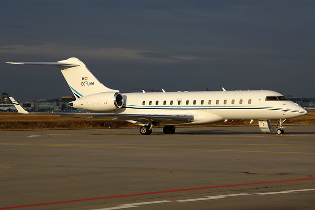 Gestair Private Jets Bombardier BD7001A11 Global Express XRS ECLNM FRA 21
