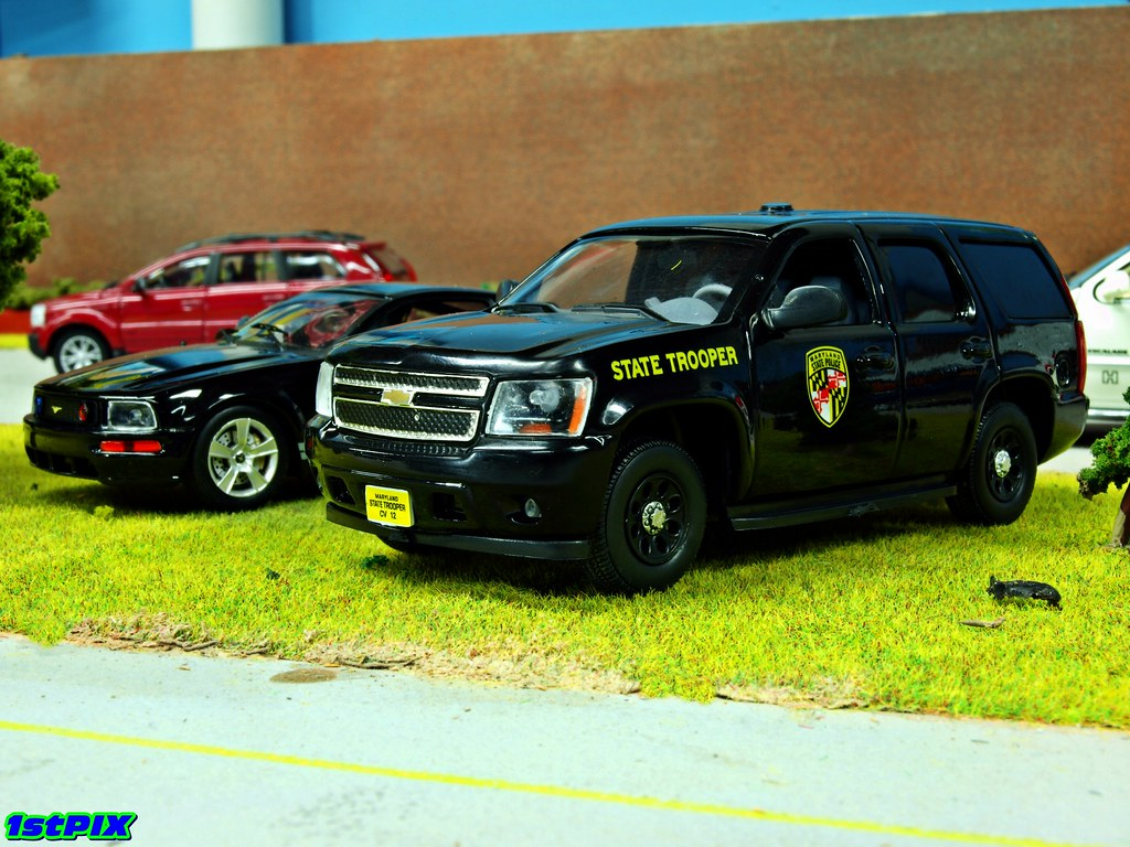 Chevy For Sale >> Maryland State Police Chevy Tahoe | Maryland State Police Ch… | Flickr