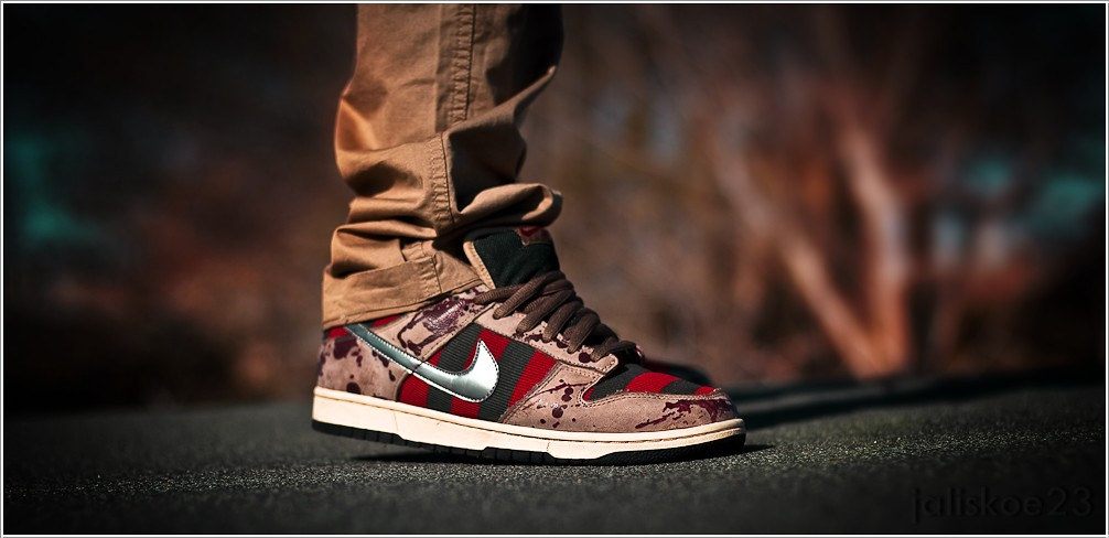 separation shoes 4eedb 6c1d7 ... australia nike dunk low sb freddy krueger by jaliskoe13 b3e7a d82f5