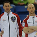 Brad Gushue and Ryan Fry