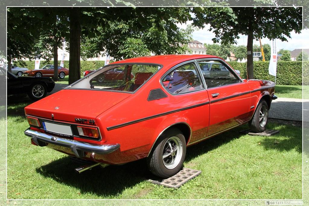 1973 1979 opel kadett c coup berlinetta 01 the kadett flickr - Opel manta berlinetta coupe ...