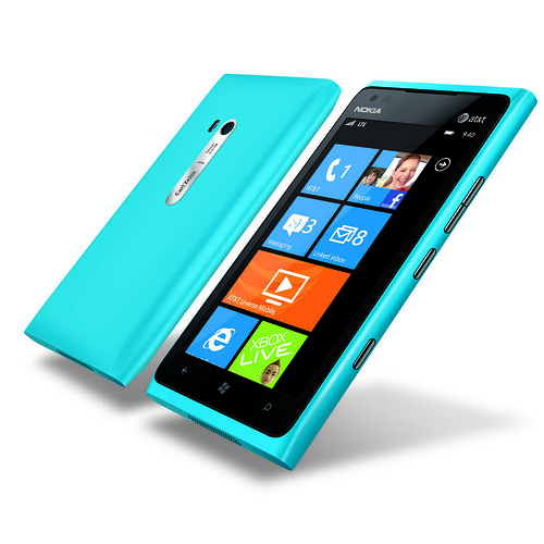 Nokia Lumia 900 Smartphone | by IntelFreePress