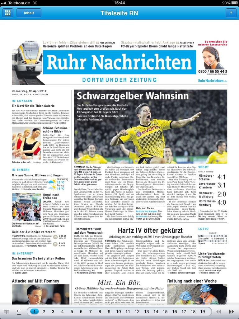 Ruhr-Nachrichten Dortmund