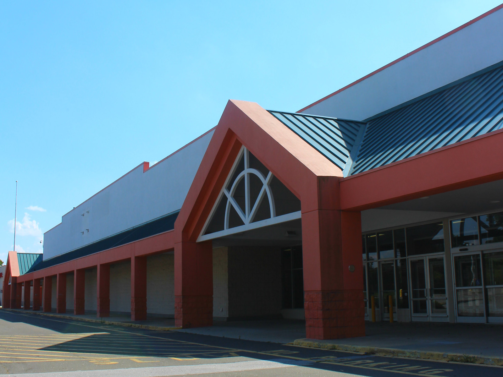 Former Super Kmart -- Garner, North Carolina