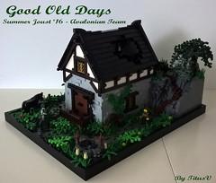 Good Old Days by titus.verelst