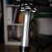 nos dura ace 7400 26mm seatpost
