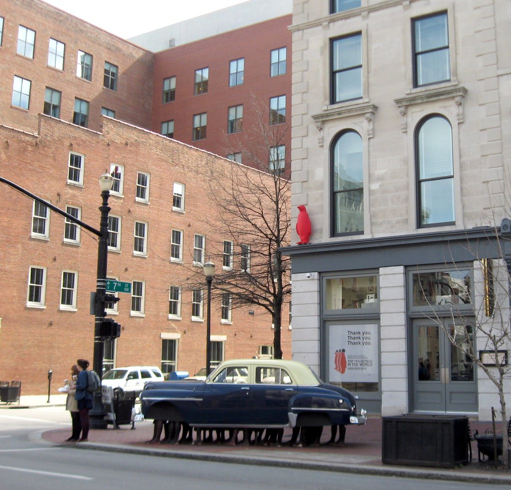 Boutique Hotel Theater District Boston
