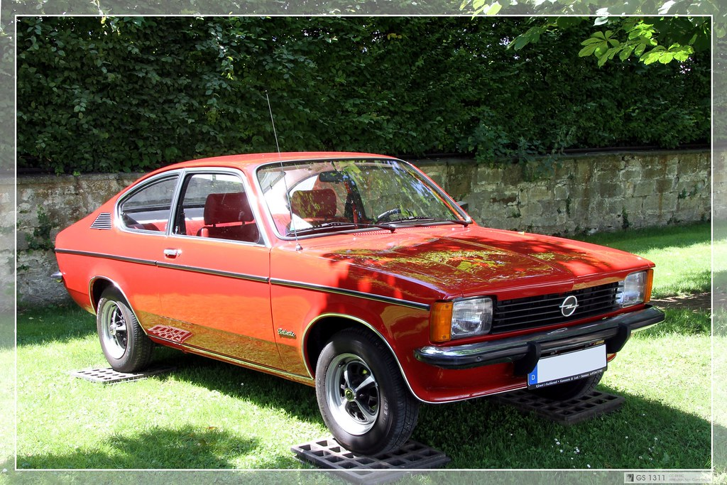 1973 1979 opel kadett c coup berlinetta 02 the kadett flickr - Opel manta berlinetta coupe ...