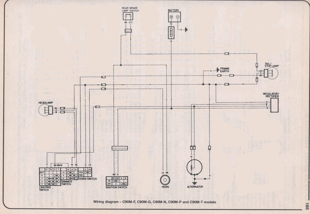 p b wiring diagram - 28 images