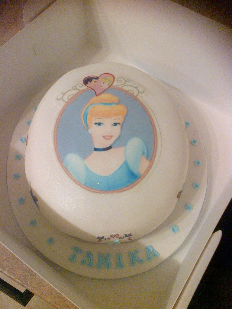 Tanika Birthday Cake