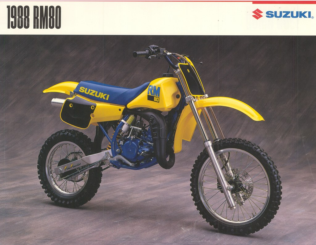 Suzuki Cc Dirt Bike New