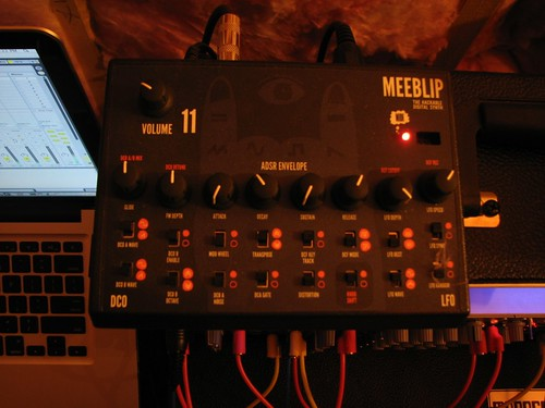 MeeBlip | by musicalgeometry