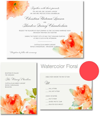Floral Invitations is awesome invitations ideas