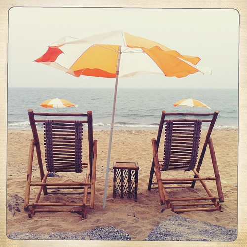 beach for two | by williwieberg