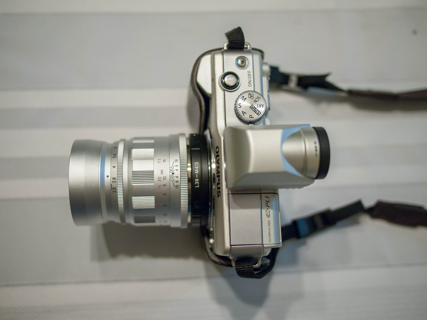 e Pl1 Voigtlander 75mm 2.5