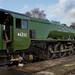 LMS 46233 'Duchess of Sutherland' 20120303 Butterley