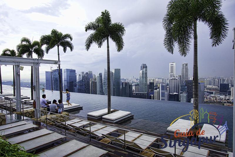 Skypark marina bay sands hotel singapore guiadesingapur flickr - Singapore hotel piscina ...