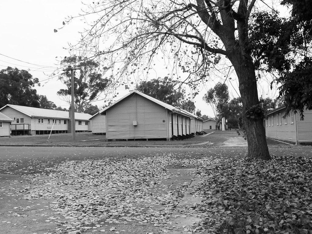 migrant hostel What is significant the brooklyn migrant hostel (former) comprising the nissen hut (via gate 1) and two early wool stores (84, 85) and land within nominally 5m of.