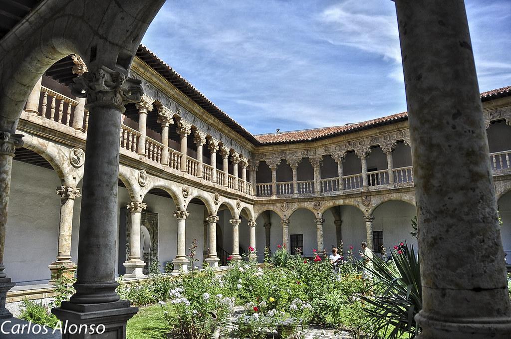 Claustro Convento de las Dueñas, Salamanca (Ver en grande ...