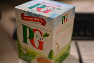 PG Tips Black Tea | by Aramek