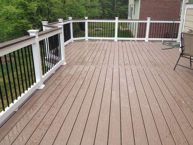 Azek Sedona Deck Fairfax Va Flickr Photo Sharing