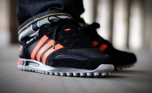 Adidas La Trainer Womens Running Shoes