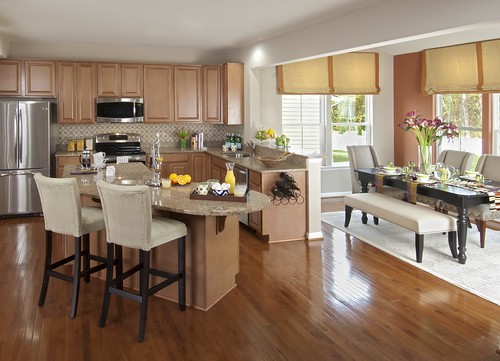 Ryan homes buy new construction homes for sale at ryan for Kitchen morning room designs