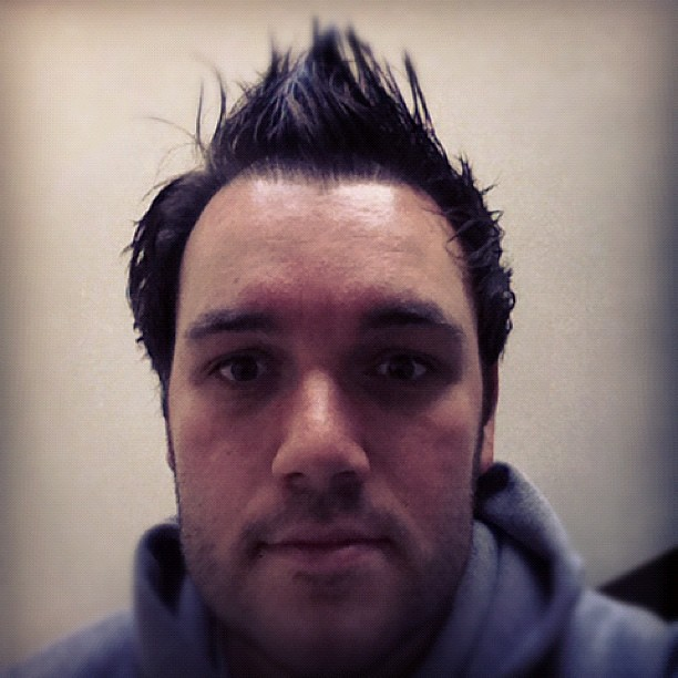 mans hair style