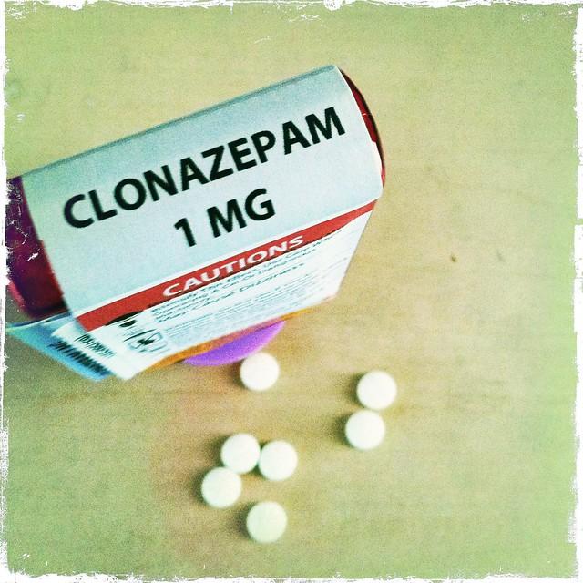 Klonopin 1 mg yellow