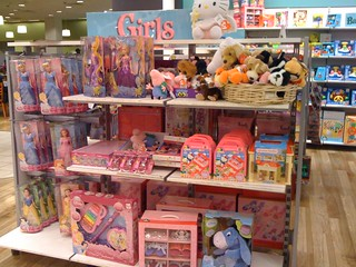 Boys'/girls' toys in Debenhams | by janetmck