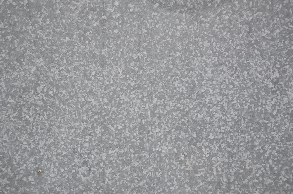Galvanized Sheet Metal Ok For Commercial Kitchen Wealls