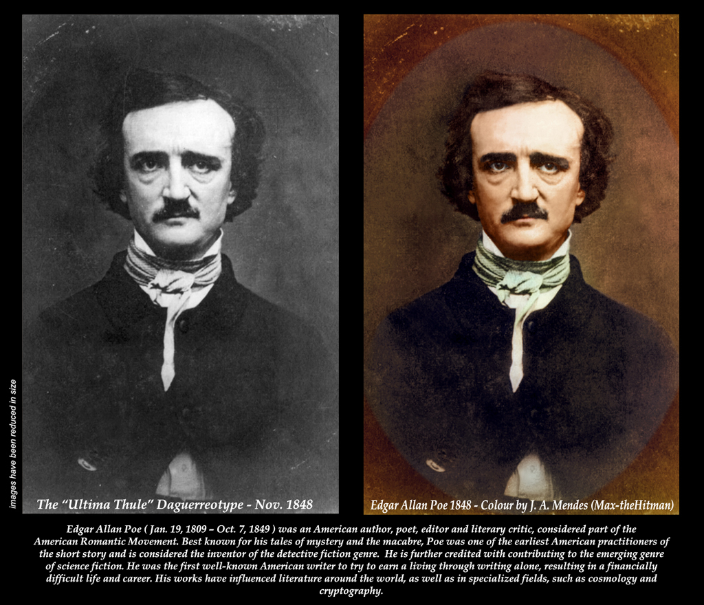 edgar allan poe coloring pages - photo#40