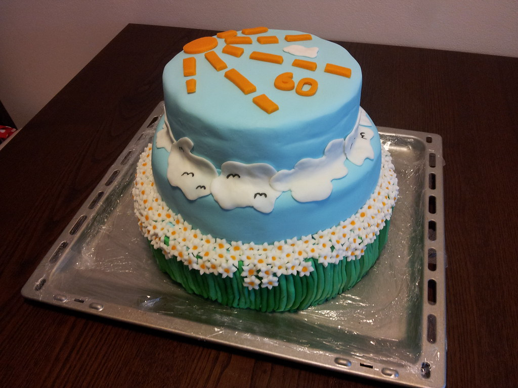 Peachy Spring Birthday Cake Vypecenyden Blogspot Com 2012 04 Jarn Flickr Funny Birthday Cards Online Elaedamsfinfo